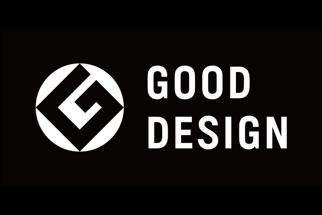 We received three 2019 GOOD DESIGN AWARDS